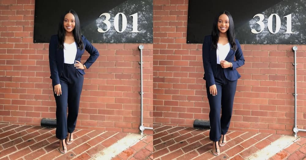 Stunning Lady Celebrates Being Admitted as Attorney of the High Court