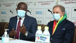 This is the most disciplined Black Stars team - GFA President Kurt Okraku