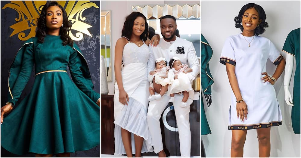 Tracy Osei: Despite's Daughter-In-Law Turns 25; Shares Beautiful Photos