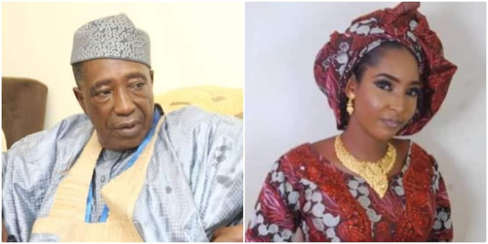 74-Year-Old Minister of Agriculture Sabo Nanono Secretly Weds 18-Year-Old School Dropout