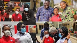 Our Day: leave Oswald alone - Manasseh slams critics of gifts for viral 9-year old student