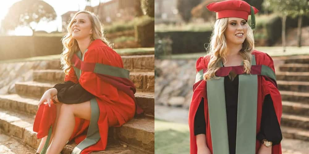 PhD Before 30: Stunner Celebrates Bagging PhD With Inspirational Post