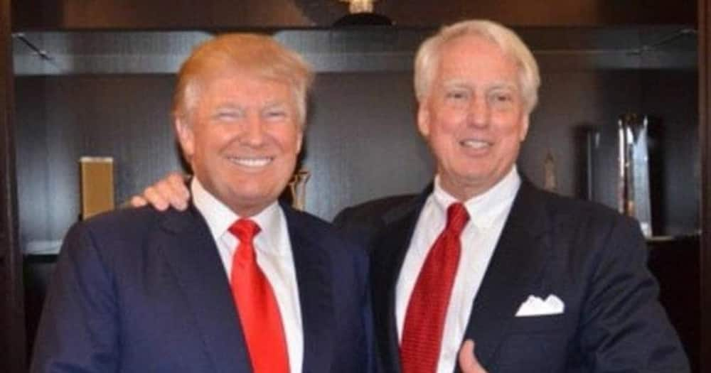 Robert Trump: President Donald Trump's younger brother dies aged 72