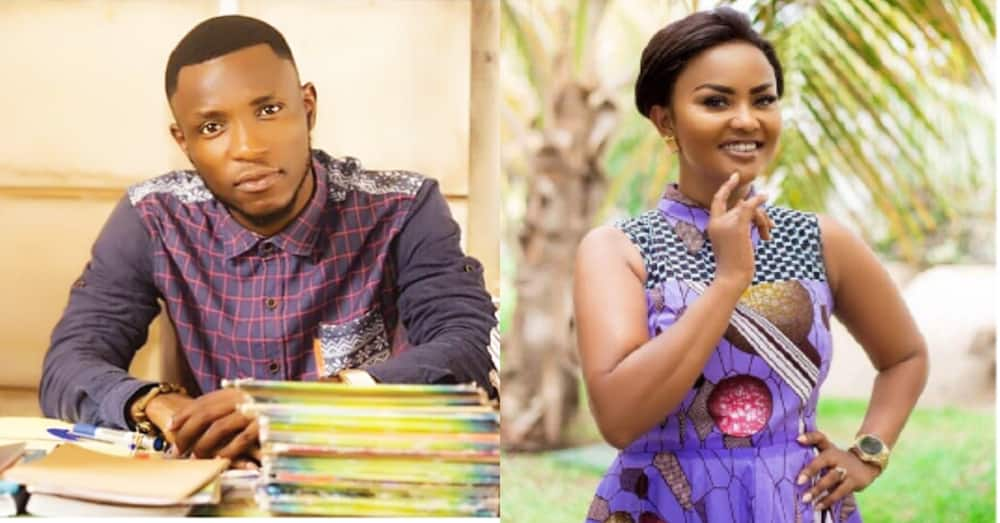 I only sent McBrown 1 DM on Instagram & she changed my story - Teacher Kwadwo in video