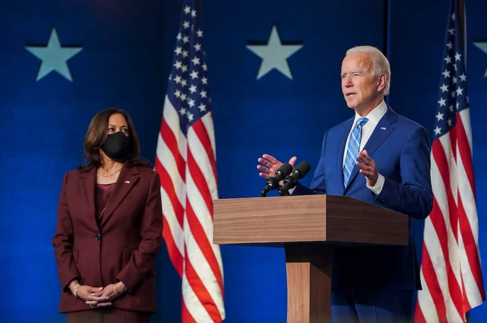 US election: Biden thanks Americans, says its time to heal