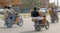 Kind okada rider returns Ghc300k he found on a highway & receives Ghc9k reward