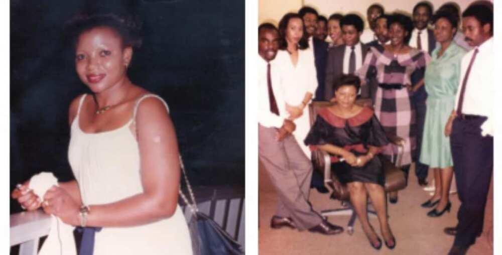 Folorunso Alakija: Billionaire businesswoman shares throwback pictures as a banker, Nigerians react