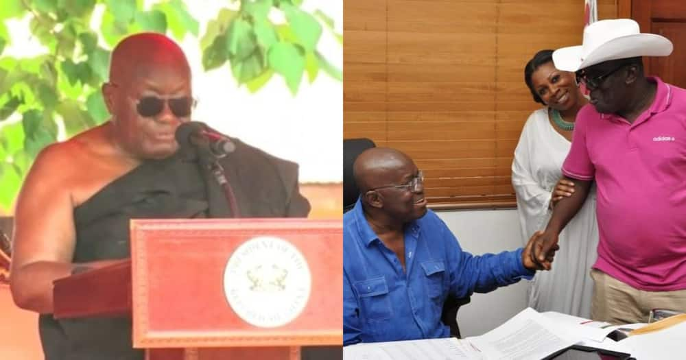 Sir John was the first person to believe in me; he was a loyal friend – Akufo-Addo