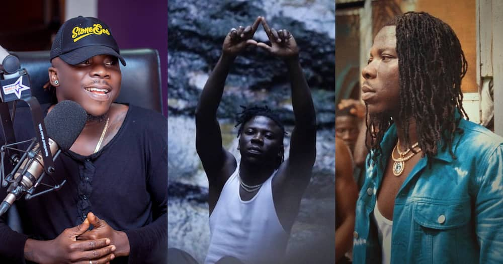 'As an independently independent owner of Burniton Music Group, I can't stop praising God' – Stonebwoy