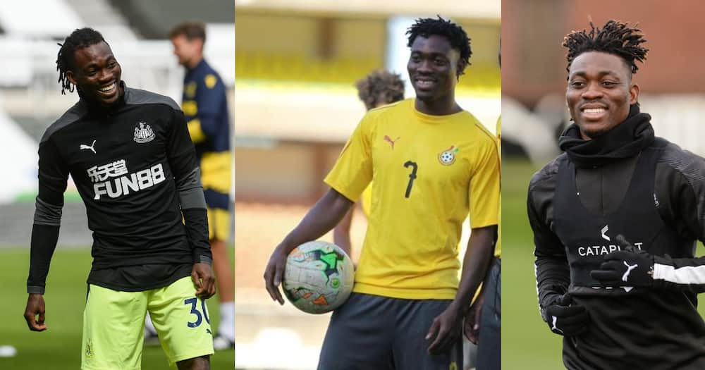 It's very sad - Christian Atsu shares disappointment of Ghana not winning the AFCON since 1982