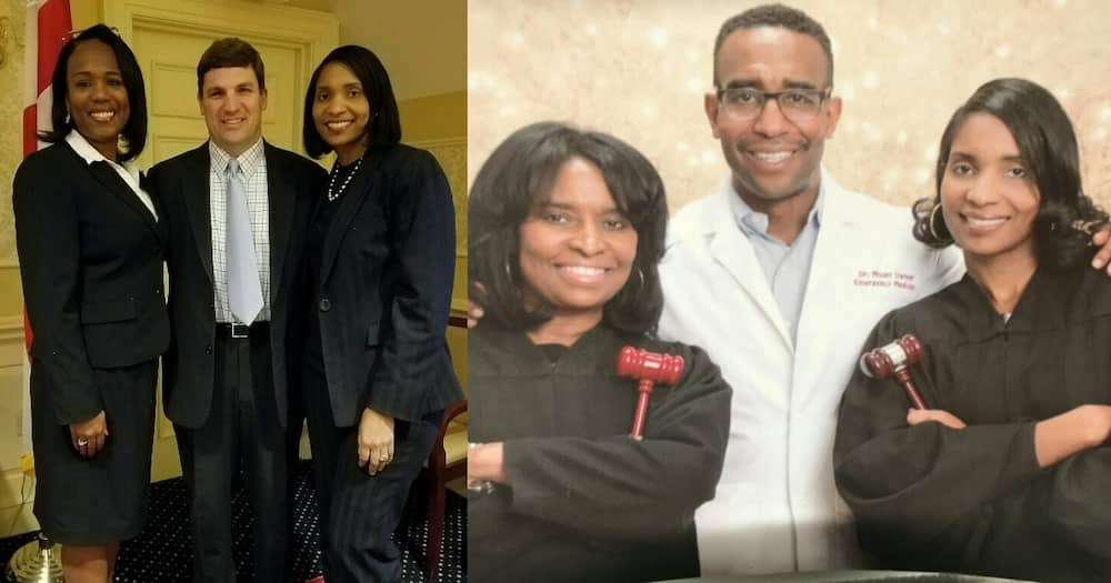 Sisters in Law: Two Siblings Become Judges in The Same State