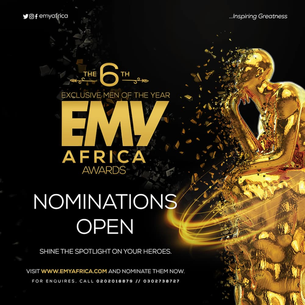 6th EMY Africa Awards 2021 nominations opened for entries