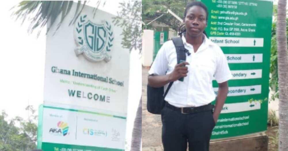 Oheneba Nkrabea: Achimota Rasta Student gets Ghc970k in Scholarship to School in Ghana International School