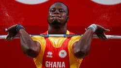Tokyo 2020: Another GH Olympian falls as weightlifter Christian Amoah exits