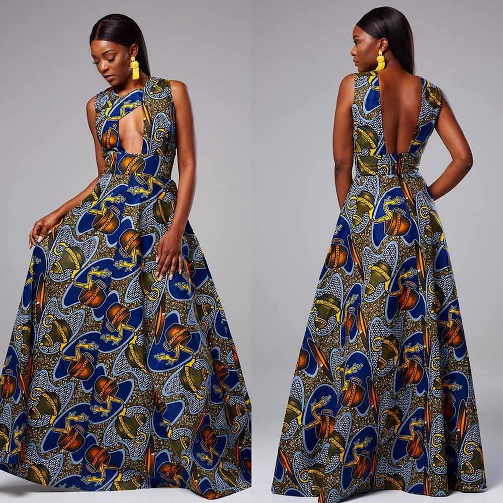 Latest African print styles for ladies in 2021