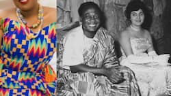 My late father designed the 'Fathia Fata Nkrumah' kente fabric for Dr Kwame Nkrumah - GH man claims