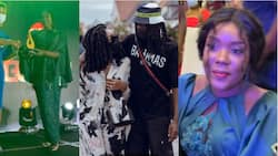 GowaAwards21: Stonebwoy's wife Dr Louisa wins Outstanding Woman in Health, video emerges