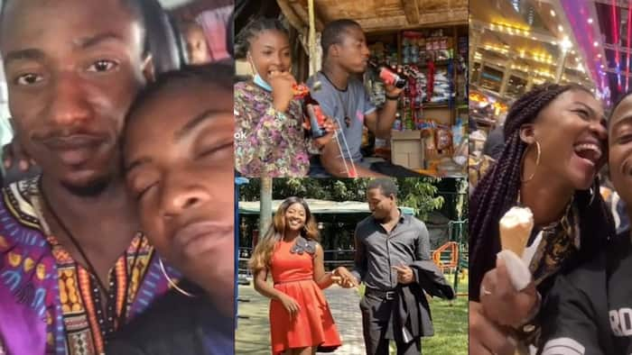 5 most powerful videos of couple who supported each other through hustles & made it