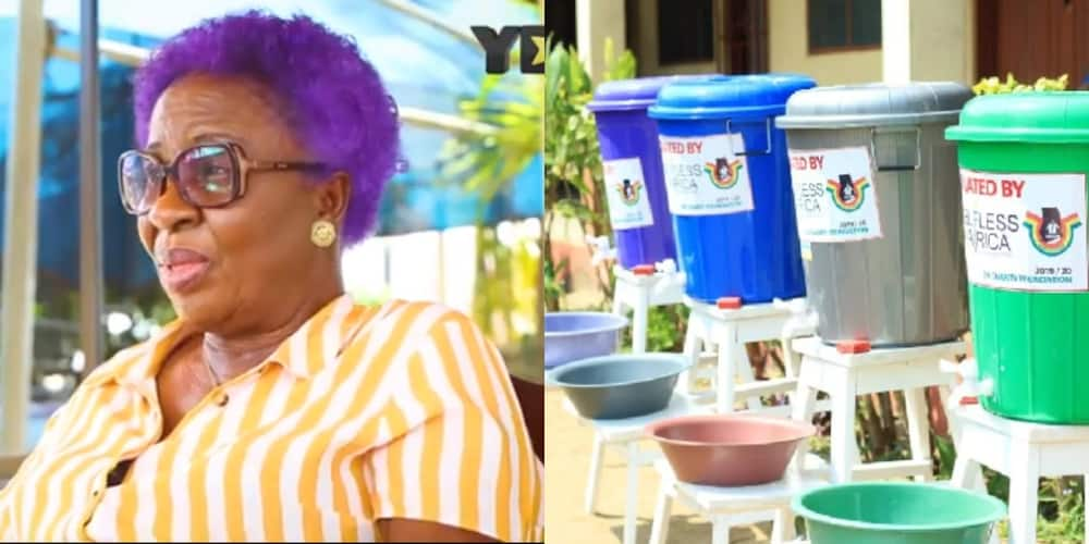 I never thought the Veronica Bucket will become so useful - Inventor Veronica Bekoe in video