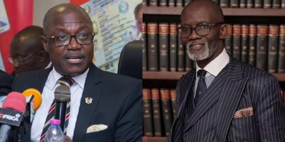 Gabby takes on Ken Attafuah over Akufo-Addo's order against hiring NPP executives