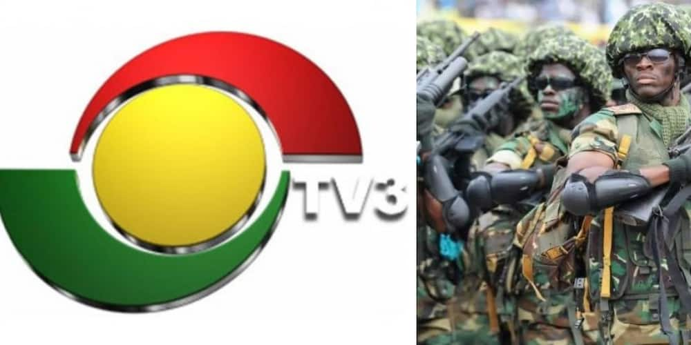 Just In: Two TV3 reporters brutally attacked by soldiers at Tema Station