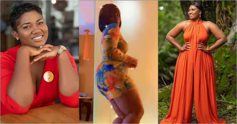Abena Korkor Storms the Internet with Wild Twerking Video; Causes Fans to Profess Love for her
