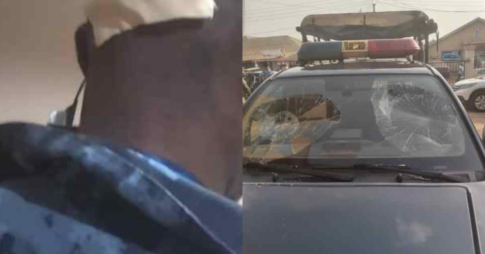 One person has been confirmed dead after police shot into a crowd at Adwumakaase-Kese in Ashanti Region