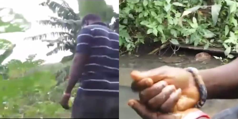 Meet 32-year-old Ghanaian who is both a man & a woman (VIDEO)