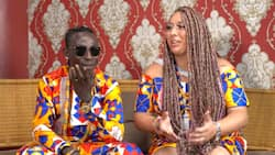 """""""They only know Patapaa, not Justice Amoah"""" - Patapaa's wife explains in new video why she loves him so much"""
