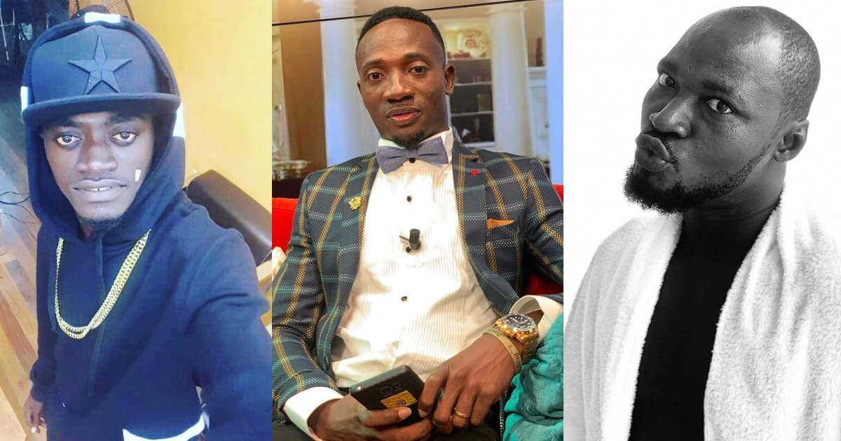 Salinko claims to be Ghana's favorite actor amidst Lil Win and Funny Face beef