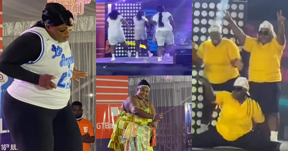 Di Asa: Heavy ladies shake bodies as they prove dance skills at launch of Season 5.
