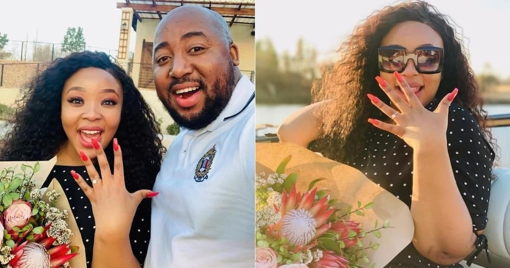 Man gets engaged to his bestie, peeps have no chill: 'It will end in tears'