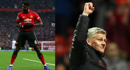 Manchester United cling on to a 2-1 win against Brighton