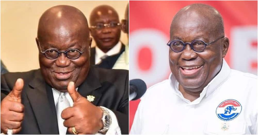 Akufo-Addo releases office appointments fro his 2nd term