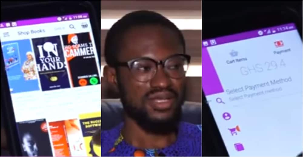 Stephen Nketia: Ghianaian author develops Reader app to provide electronic version of books