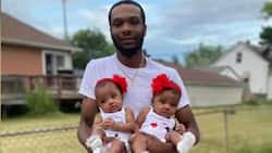 Well wishers raise GHC2.5m for man who rushed into fire to save twin daughters