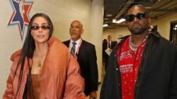 Kim Kardashian reportedly not fazed by Kanye's Russian model babe