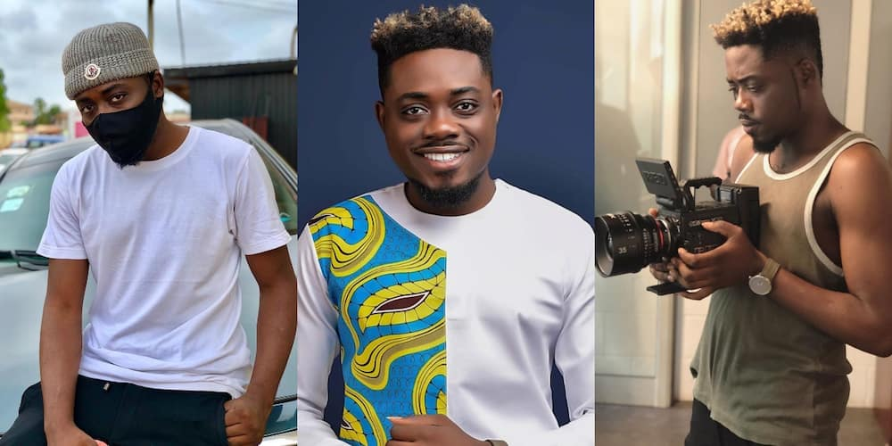 Music video director Xbills Ebenezer flaunts his daughter for the 1st time on her 1st birthday; photos pop up