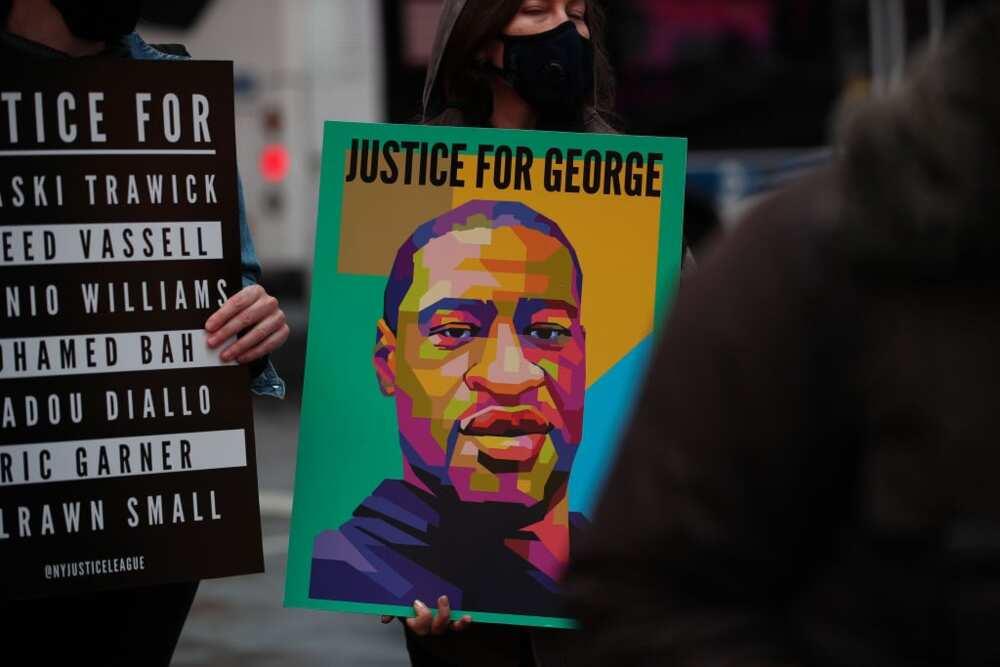 Derek Chauvin: Ex-police officer charged with George Floyd's murder found