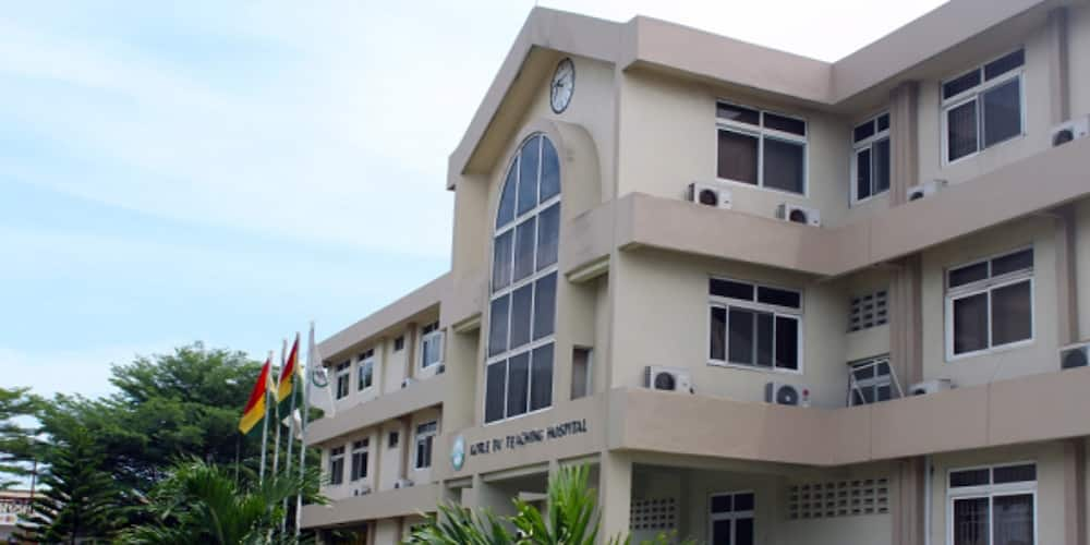 Korle Bu Doctor Allegedly Poisons Colleague Doctor's Drinking Water with HIV Blood