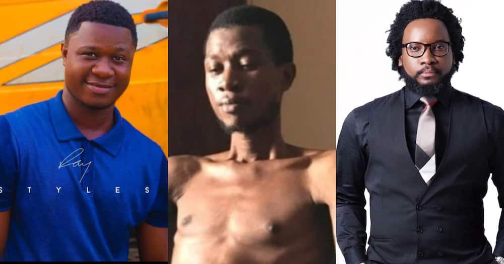 Ray Styles: Sonnie Badu shares chats with Penciled Celebrities artist
