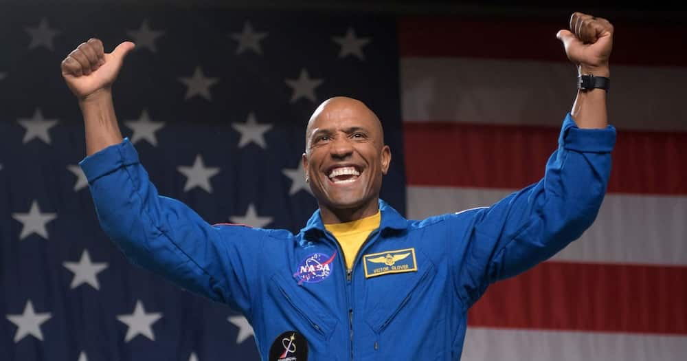 Victor Glover will make history as the first black astronaut on the ISS.