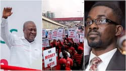 Aggrieved Menzgold Customers to give Mahama 600 thousand votes