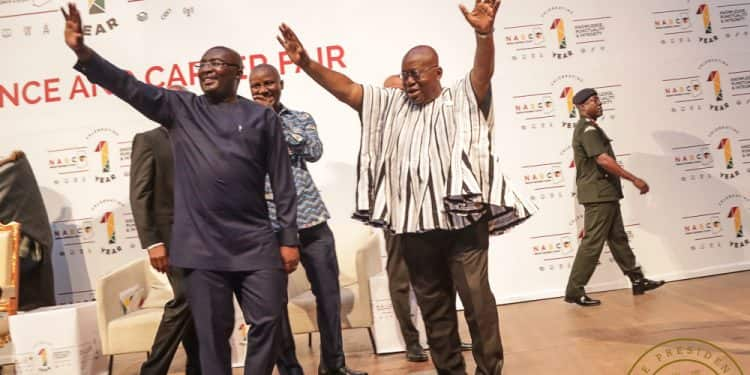 Election 2020:6 top reasons why Ghanaians will Akufo-Addo 4 more years to do more Source: UGC
