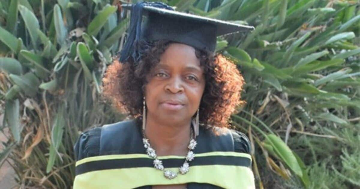 Woman who starts high school at 43 earns electrical engineering diploma at 64