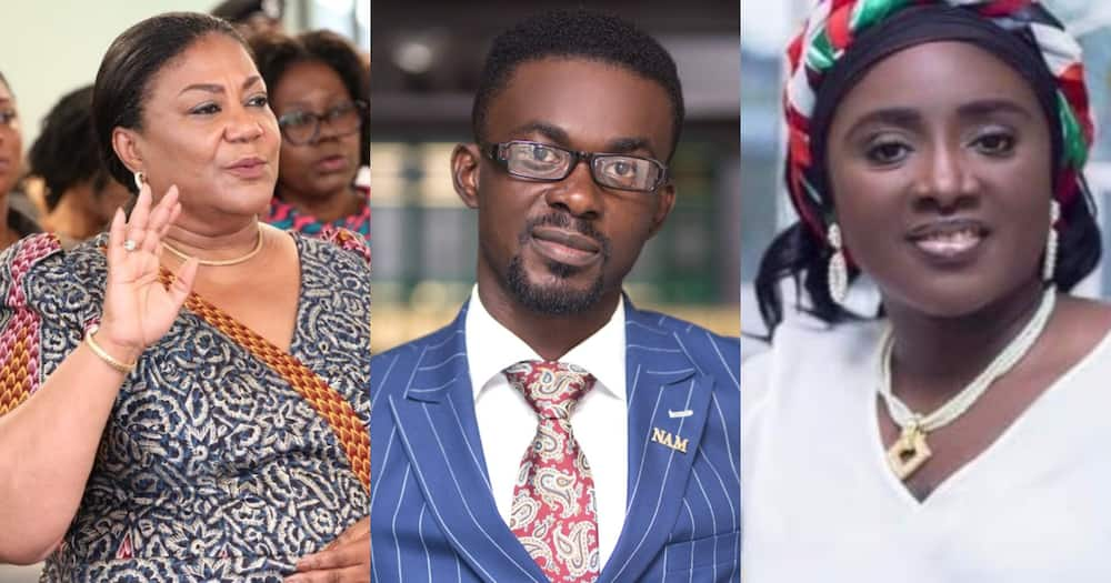 Rebecca Akufo-Addo should have refunded money from Nana Appiah Mensah - NDC's Hanna Bissiw