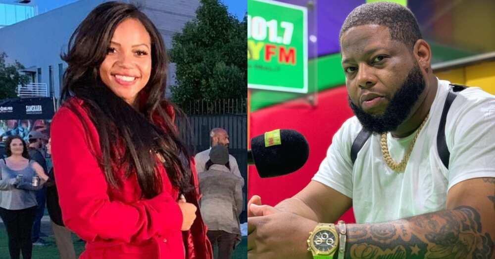D-Black speaks on leaked bedroom video with Adrienne Nicole