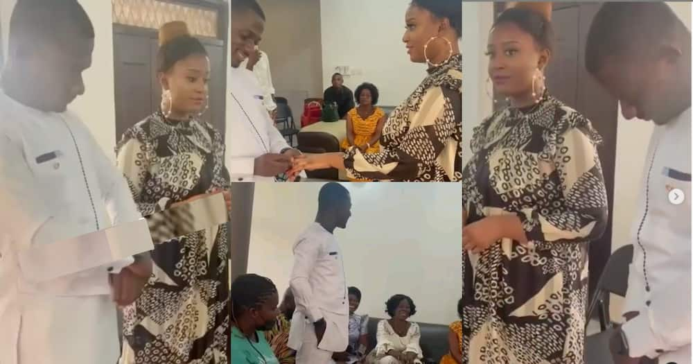 Zionfelix: Traditional Wedding Video Of Blogger Hits The Internet; The Woman Is Not His Girlfriend Minalyn