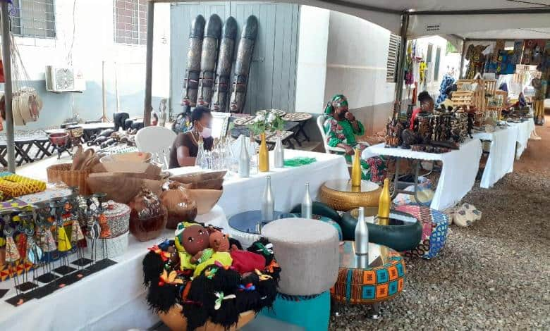 GEPA Arts and Craft Exhibition: Dr. Afua Asabea Asare eyes domestic patronage of Ghanaian handicrafts