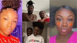 Samini's 16-year-old daughter pops up with unseen videos of her father on his 39th birthday